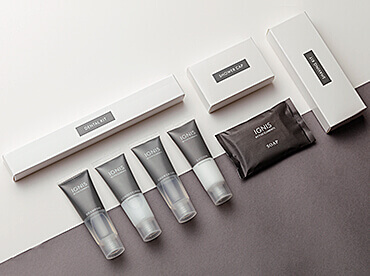 Hotel Toiletries India, Ignis by Five Elements®, Kimirica Hunter International