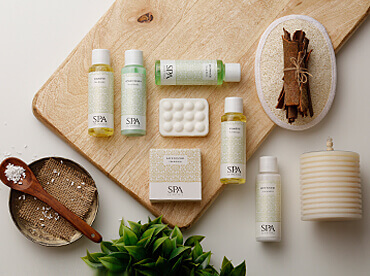 Hotel Toiletries India, Spa Essentials®, Kimirica Hunter International