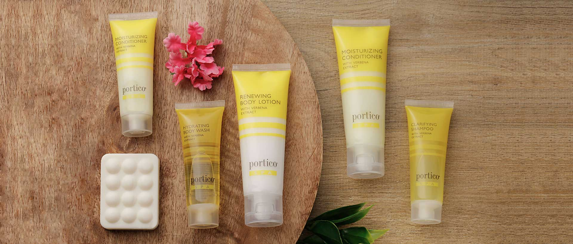 Licensed Hotel Toiletries India, Portico®, Kimirica Hunter International